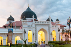 Masjid Kapitan Kling Royalty Free Stock Photos