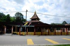 Masjid Kariah Dato' Undang Kamat, Johol, Negeri Sembilan Royalty Free Stock Photography