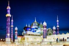 Masjid Kristal Royalty Free Stock Image