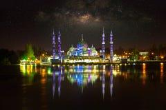 Masjid Kristal (Crystal Mosque) Stock Photos
