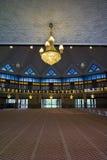 Masjid Negara. Mosque in Kuala Lumpur, Malaysia Stock Photos