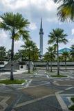 Masjid Negara Royalty Free Stock Photo