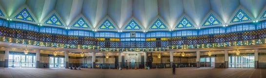 Masjid Negara Maleisië stock afbeelding