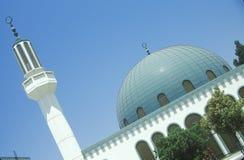 Masjid Omar ibn Al-Khattab Mosque in Los Angeles California Stock Images