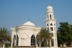 Masjid Pakistan Mambaulhidayah Arkivfoto
