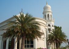 Masjid Pakistan Mambaulhidayah Royaltyfri Bild