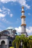 masjid persekutuan wilayah 免版税库存照片