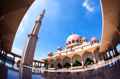 Masjid Putra Stock Photo