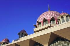 Masjid-putra Lizenzfreie Stockfotos
