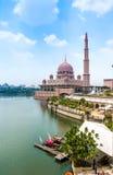 Masjid Putra Zdjęcie Royalty Free