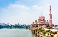 Masjid Putra Zdjęcia Stock