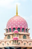 Masjid Putra Royaltyfria Foton