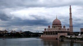 Masjid Putra Image libre de droits