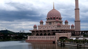 Masjid Putra Photographie stock libre de droits