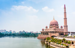 Masjid Putra Stock Photos