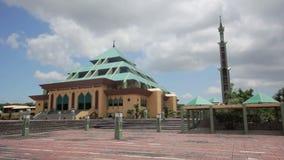 Masjid Raya Batam pyramid mosque, batam island, indonesia Royalty Free Stock Image