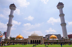 Masjid Raya Jawa Barat photo stock