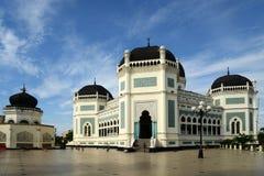 Masjid Raya, Medan στοκ φωτογραφία με δικαίωμα ελεύθερης χρήσης