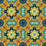 Masjid Seamless Pattern Stock Photo