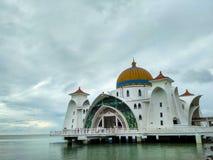 Masjid Selat Arkivbild