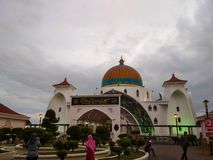 Masjid Selat 库存图片