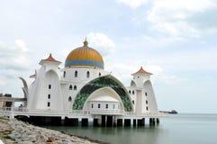 Masjid Selat Melaka Stock Image