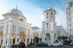 Masjid Sultan Ismail in Chendering, Kuala Terengganu Stock Image