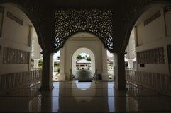 Masjid Sultan Ismail in Chendering, Terengganu Stock Photos