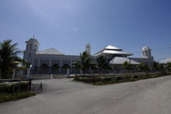 Masjid Sultan Ismail in Chendering, Terengganu Stock Photos
