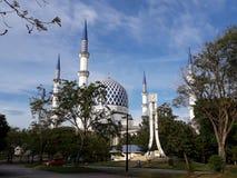 Masjid Sultan Salahuddin Abdul Aziz Shah stockbilder