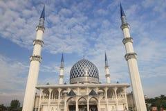 The Masjid Sultan Salahuddin Abdul Aziz Shah Malaysia Stock Photography