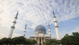 Masjid Sultan Salahuddin Abdul Aziz Shah Maleisië Stock Fotografie