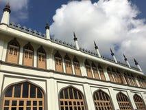 Masjid-Sultansmoschee in Singapur während des Tages Lizenzfreie Stockbilder