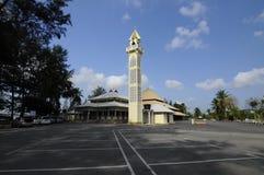 Masjid Tanjung API σε Kuantan, Μαλαισία Στοκ Εικόνα