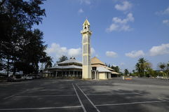 Masjid Tanjung Api przy Kuantan, Malezja Obraz Stock