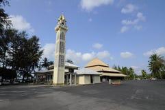 Masjid Tanjung Api przy Kuantan, Malezja Zdjęcie Royalty Free