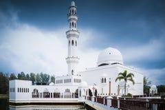 Masjid Terapung Terengganu Stock Image