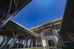 Masjid Tuanku Mizan Zainal Abidin Royalty Free Stock Photography