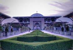 Masjid Tuanku sułtan Mizan zdjęcie royalty free
