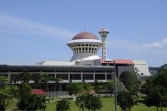 Masjid Universiti Putra Malaysia at Serdang, Selangor, Malaysia Stock Images