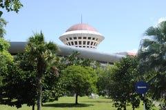 Masjid Universiti Putra Malaysia at Serdang, Selangor, Malaysia Stock Image