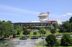 Masjid Universiti Putra Malaysia at Serdang, Selangor, Malaysia Stock Photos
