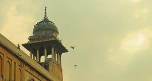 Masjid Wazir Khan Στοκ φωτογραφία με δικαίωμα ελεύθερης χρήσης