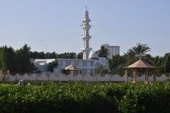 Masjid widok Zdjęcia Stock