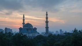Masjid Wilayah, mesquita Kuala Lumpur filme
