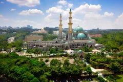 Masjid Wilayah Persekutuan Stock Foto's