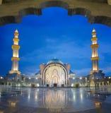 Masjid Wilayah Persekutuan Stock Afbeeldingen