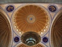 Masjid Wilayah Persekutuan Federal Mosque Kuala Lumpur Malaysia Stock Photography