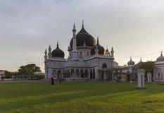 Masjid Zahir in Alor Setar-stad, Maleisië Stock Foto's