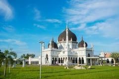 Masjid Zahir i den Alor Setar staden, Malaysia Royaltyfri Fotografi